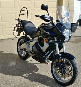 2007 Versys 650 Excelent Condition