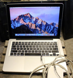 "Apple MacBook Pro Intel i7 2.7 GHz 13"" Early 2011 GODERICH"