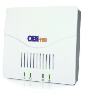 OBi 100/110 VoIP Phone Adapter BNIB