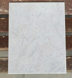 Castellon - Calacatta Effect Kitchen / Bathroom Tiles x45