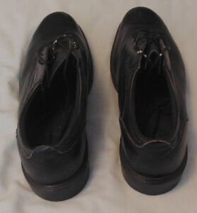 Dunham RUGGARDS Black Leather Oxford Safety Shoes 16EEEE London Ontario image 3