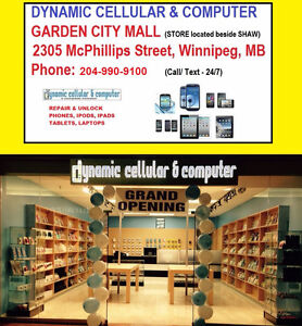 iPhone 5 MTS + We REPAIR & UNLOCK Phones. iPods, etc