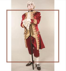 Costume historique 18e siècle - Homme Médium