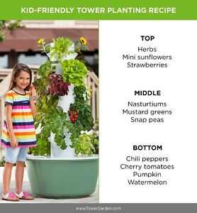 Indoor/Outdoor Tower Garden Kitchener / Waterloo Kitchener Area image 1
