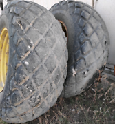 Gomme agricole 24.5-32 Goodyear
