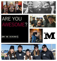 Are You Awesome?  Because We're Hiring!