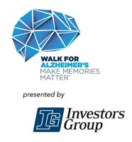 Walk For Alzheimer's presented by Investors Group