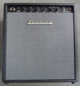Traynor YGM-3 vintage re-issue (hand-wired tube amp)