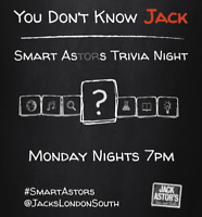 Smart Astors Trivia Night