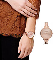 Women Fossil Watch