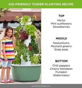Indoor/Outdoor Tower Garden Cambridge Kitchener Area image 3