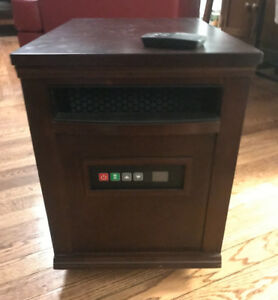 Duraflame Electric Space Heater w/ remote (2 available)
