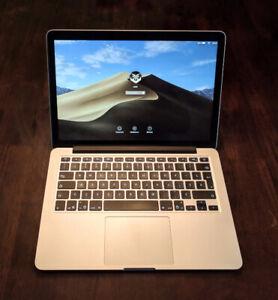 MacBook Pro Retina 13po Late 2013