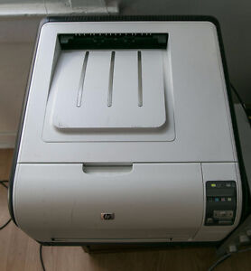 HP Printer Laser Jet CP1525nw Color - $150