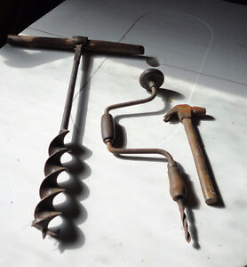 Outils antiques