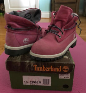 Timberland Women's New Suede Boots