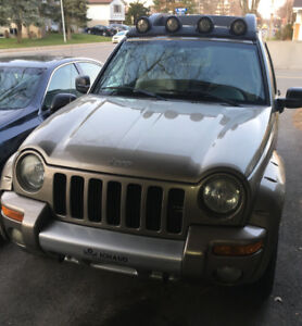Jeep Liberty Renegade - Amazing Price - Rust Free - Low km -