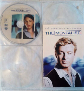 THE MENTALIST – SEASONS 1 – 5 Edmonton Edmonton Area image 8
