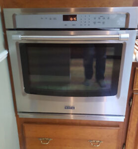 "Maytag 30"" Convection Wall Oven"