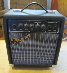 Traynor Guitar Mate 10 Guitar Amplifier – Excellent Condition
