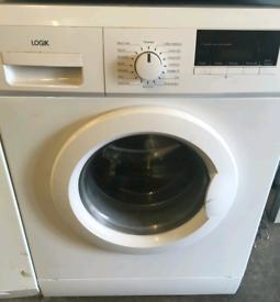 Washing machine, Logic