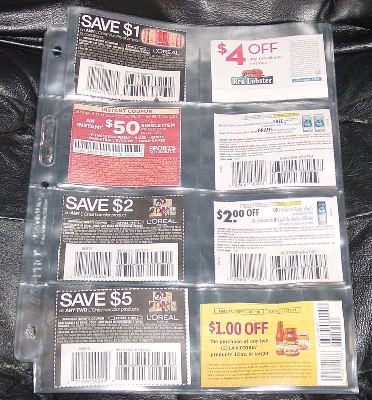 8 POCKETS COUPON SLEEVES PAGES BINDER HOLDERS  10 /set  - TOP LOADERS ORGANIZER