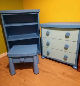 Ikea mammut children's furniture set