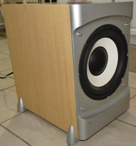Sinclair Speakers/Powered SubWoofer/And Sony 90W/Ch 6.1 Receiver