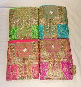 INDIAN SEMISTITCH SUITS  AT ARYAN FASHIONS
