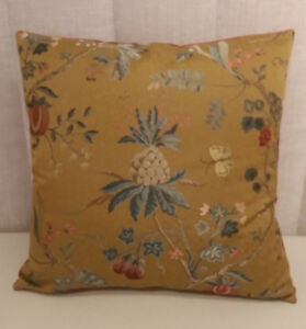 "THREE Handmade BRAND NEW Throw Pillow Covers 22"" X 22"