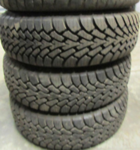 Goodyear Nordic Tires 15 INCH-P195.65.15=90-99% 4 TIRES THSE ARE