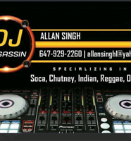DJ service for all events.