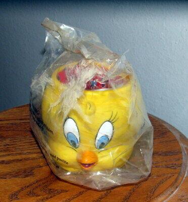 Looney Tunes Plastic Tweety Bird Mug from Kentucky Fried Chicken 1992 - Fry From Futurama