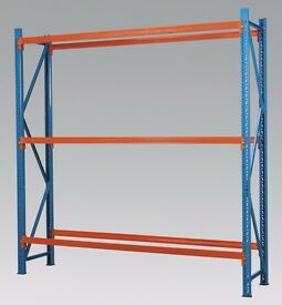 STR003 SEALEY TYRE SHELVING RACKING
