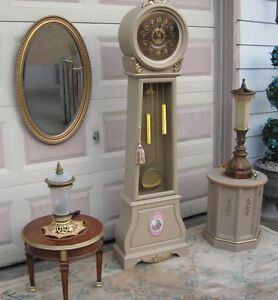 Standing Clock (Chic French Style) also Other Accents