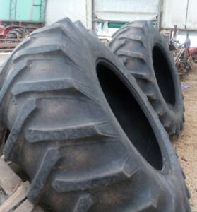 2 Firestone Tractor Tires for Sale