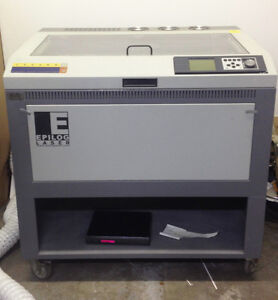 Epilog Laser – Legend 32EX – 50 Watts- Great Value
