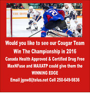 Want to help PG Hockey players win in 2016