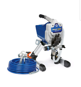 Graco Pro 17 paint sprayer