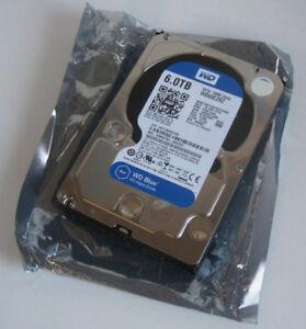 WD WD60EZRZ Blue 6TB - HDD - 5400 RPM SATA 6 Gb/s - 64MB Cache