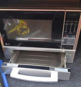 LG Microwave/pizza oven etc. Sarnia Sarnia Area image 2