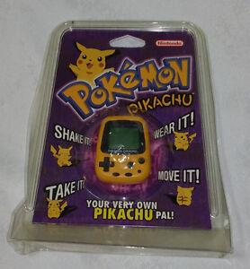 NEW Pokemon Pikachu Virtual Pet from 1998