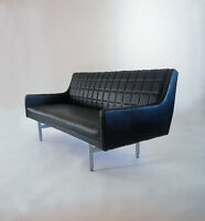 60's Vintage Tufted Mad Men Style Couch