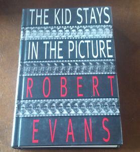 The Kid Stays In The Picture, Robert Evans, 1994 Kitchener / Waterloo Kitchener Area image 1