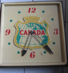 Vintage Canada Dry Advertising Clock