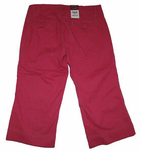 OLD NAVY Pink Stretch Capris Pants - Size 0 - NEW Gatineau Ottawa / Gatineau Area image 6