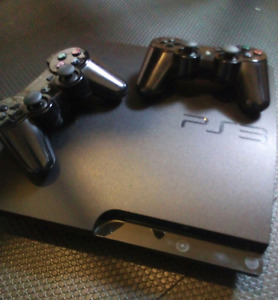 Ps3, 2 Controllers + 16 games