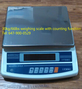 66lbs new electronic professional weighing scale/counting scale