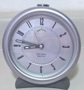 Vintage Big Ben Westclox Wind up Clock