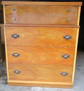 Double-tier art deco dresser 4 sale
